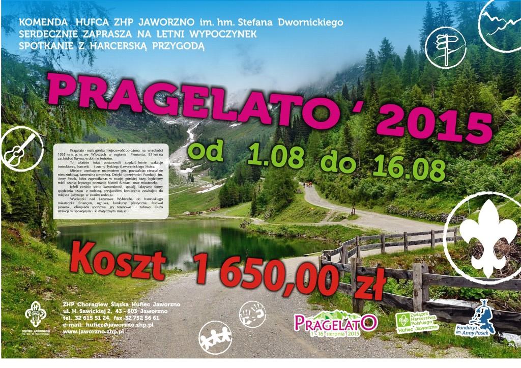 Plakat Pragelato